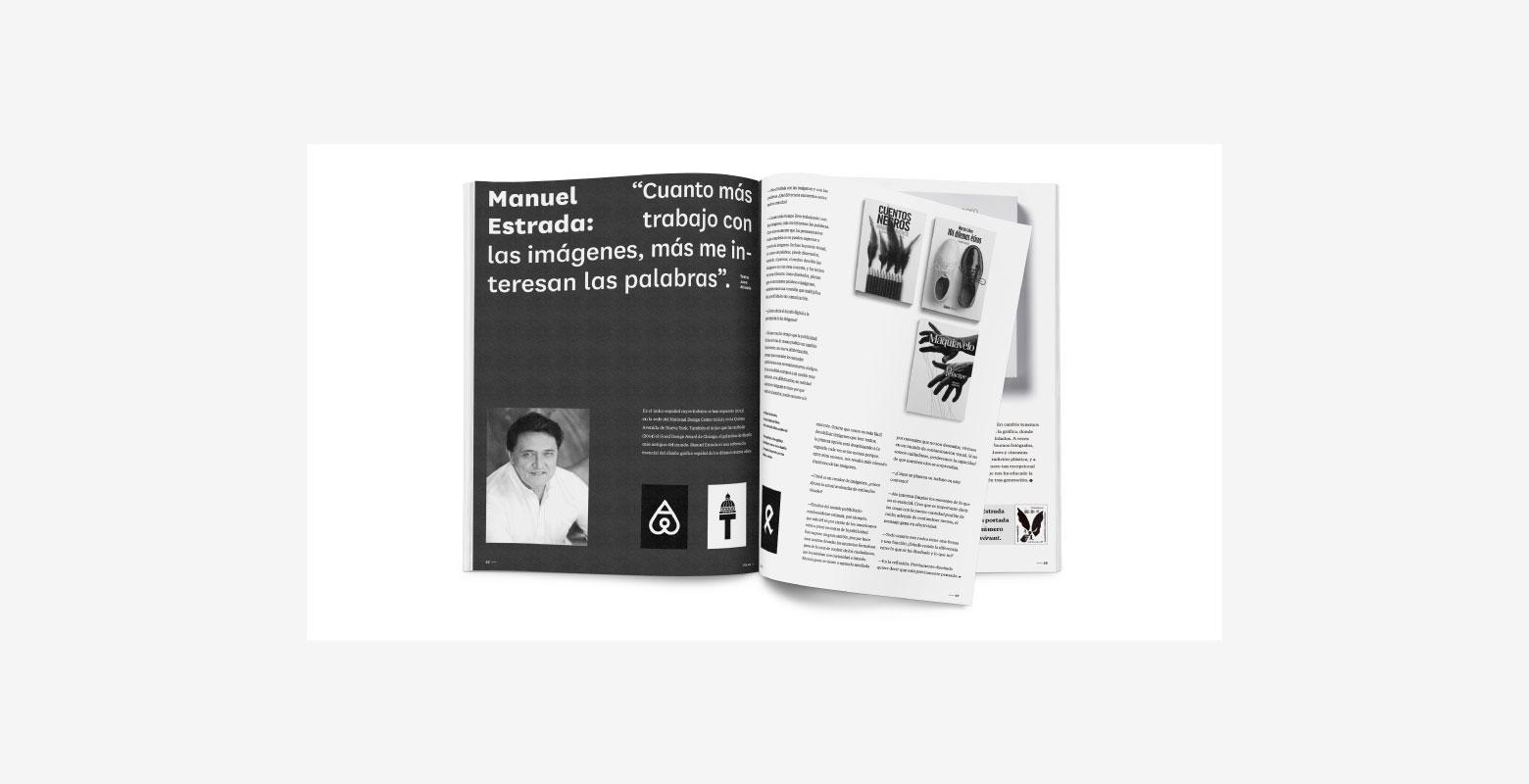 diseño web para revista cultural 08