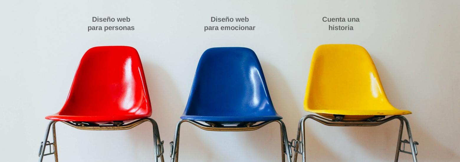 diseno web para personas y emocionar